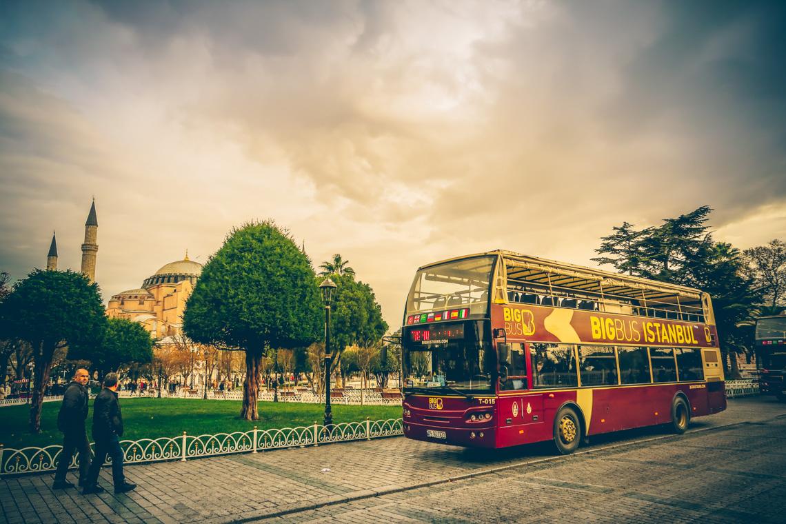 Big Bus Tours официальный сайт экскурсии на автобусе