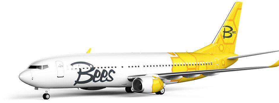 Авиакомпания Bees Airlines официальный сайт